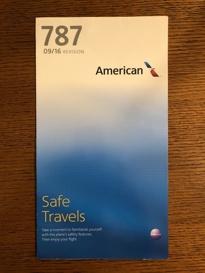 American boeing 787 0916 small
